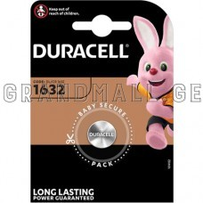 Duracell specialty 1632 lithium battery 3V