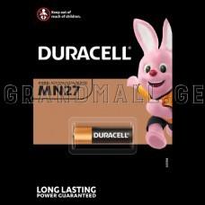 Duracell MN27 Alkaline batteries 12V