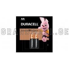 Duracell AA Alkaline batteries (2 pc.)