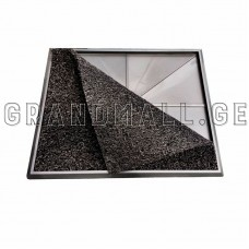 Дезбарьер черный 45X55 см