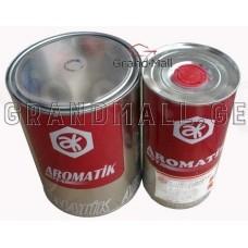 Полиуретановый двухкомпонентный лак AROMATIK BOYA PV2800 3 + 1,5 кг