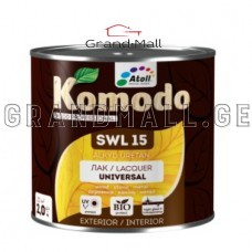 Varnish Komodo SWL-15 2 l