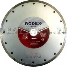 Diamond blade Rodex ∅ 230 mm