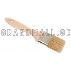 Brush English flat