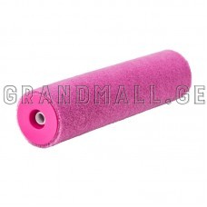 Beorol Paint roller Pink Mohair charge 18 cm;  23 cm;