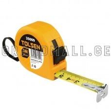 Measuring tape TOLSEN 3m