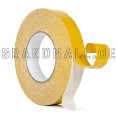 Double adhesive tape NOVOL ITALY 19мм 50м
