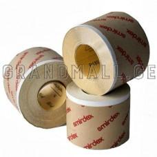 Abrasive paper in rolls SMIRDEX 510 White 116mm*25m
