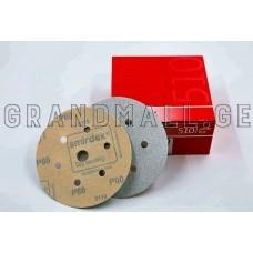 Abrasive wheel SMIRDEX 510 White 6 + 1 holes