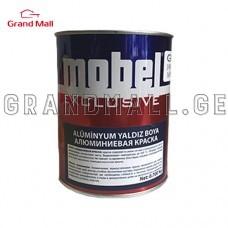 Heat resistant aluminum paint MOBEL