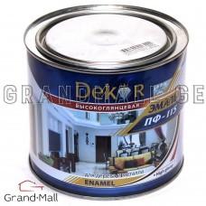 Enamel PF-115 DeKOR 0,8 kg; 2.6 kg