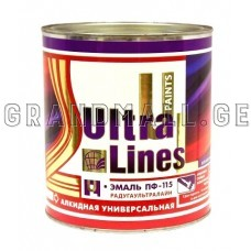 Ultra Lines Alkyd enamel for the floor PF-115 0.8 kg ; 2,8 kg