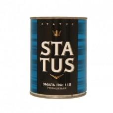 Enamel ПФ-115 STATUS 0.8 kg ; 2,6 kg