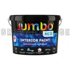 Interior paint JUMBO MIX