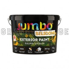 Jumbo Silicone - Facade Paint, modified with silicone