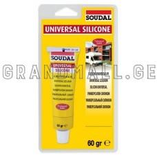 SOUDAL Universal Silicone U 60 ml