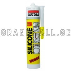SOUDAL Universal Silicone U 310 ml