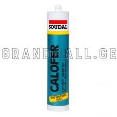High quality sealant SOUDAL CALOFER, 310ml